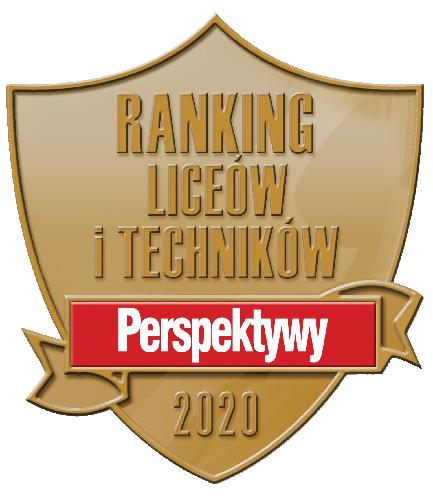 Ranking Liceów i Techników - Perspektywy 2020